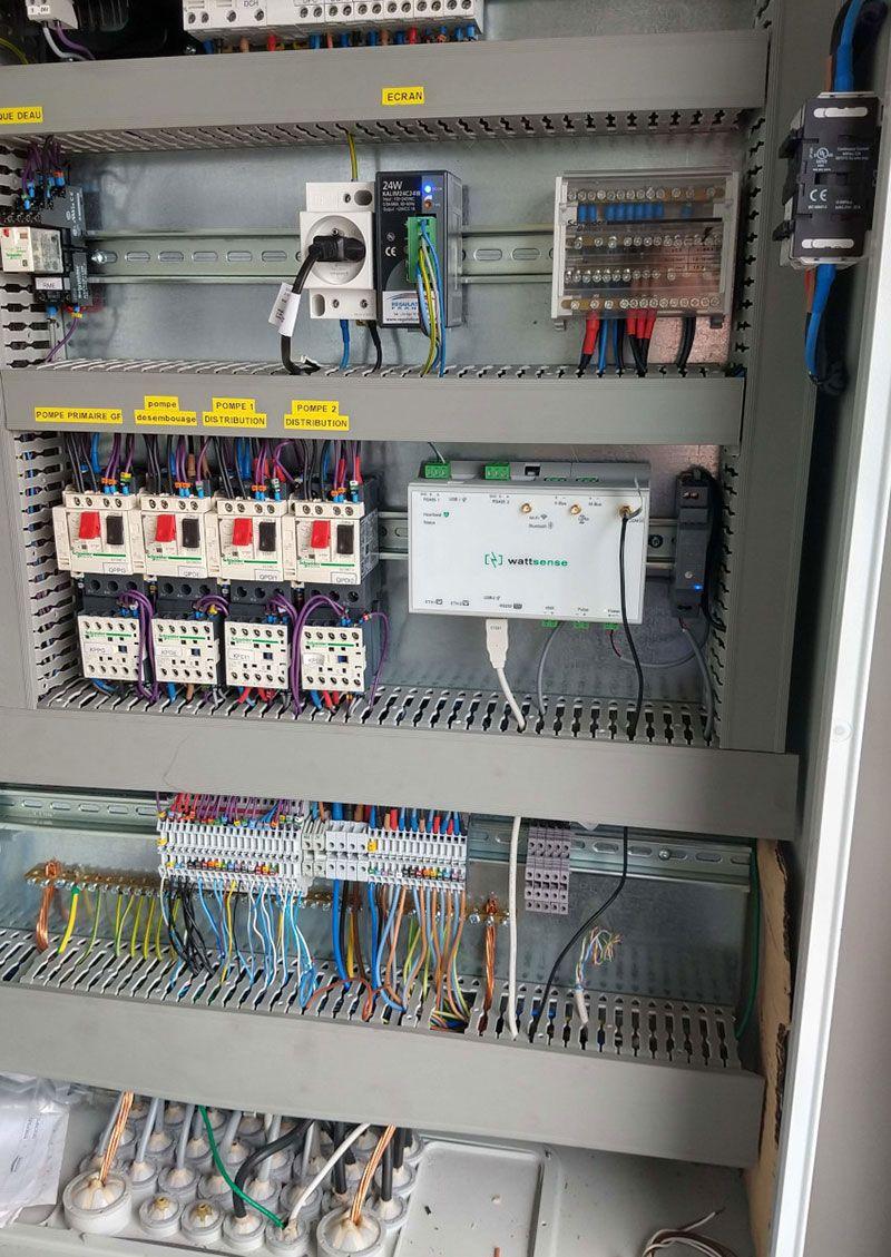 Installation Box